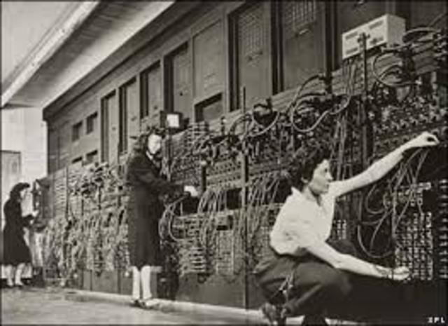 ENIAC (Primera generación).