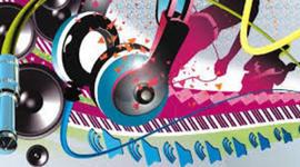 MUSICA POP EN INGLES DEL SIGLO XXI  timeline