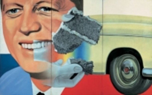 """""""President Elect"""" by James Rosenquist"""