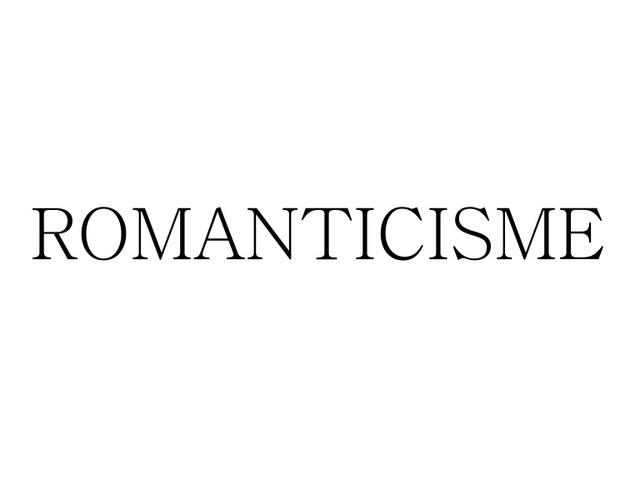 Inici del Romanticisme