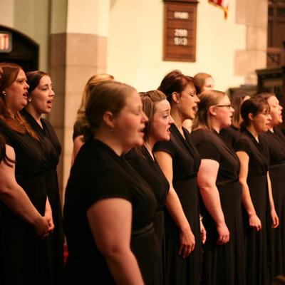 Fall Choir Events timeline
