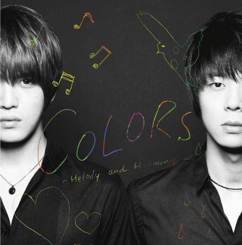 Colors - Melody and Harmony / Shelter (Hero & Micky)