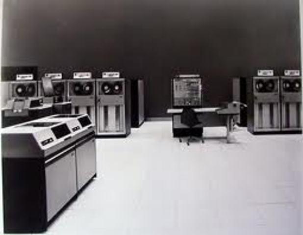 ibm 360 (tercera generación)
