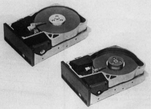 disco winchester (tercera generación)