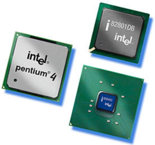 Microprocesadores (cuarta generación)
