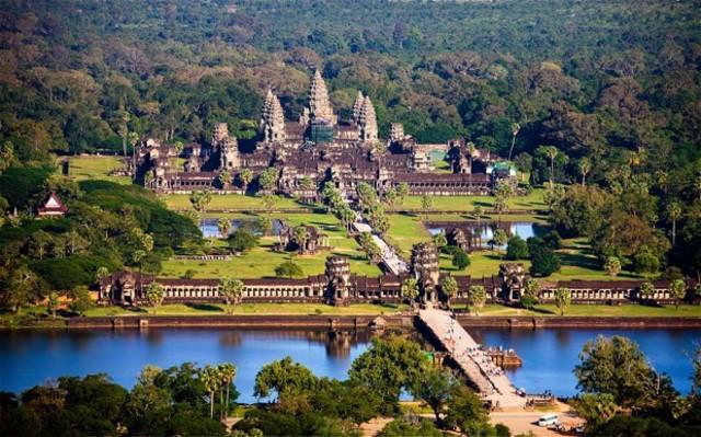 The Start of the Khmer Empire