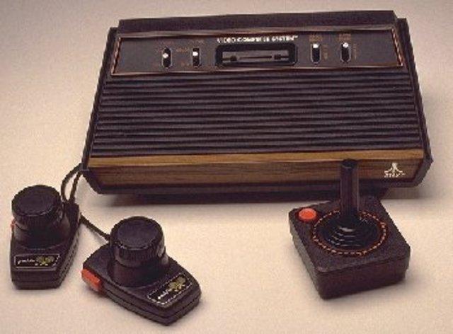 Atari 2600 was invented