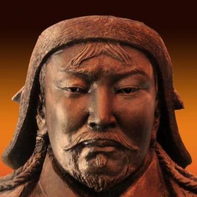 Genghis Khan timeline