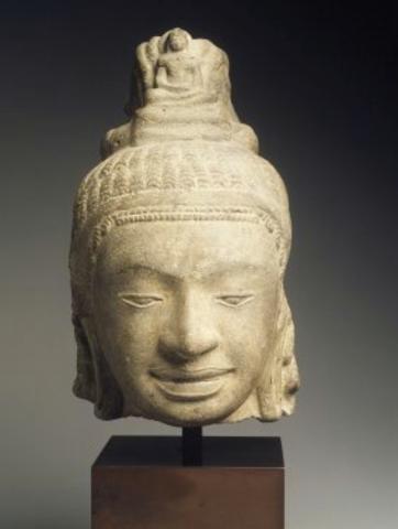 Rajendravarman II reigns (returns the capital of the Angkor Region).