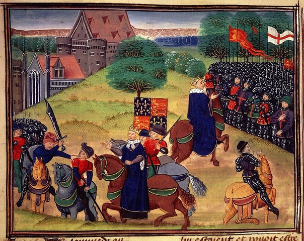 the peasants revolt