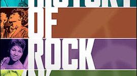 Rock History  timeline