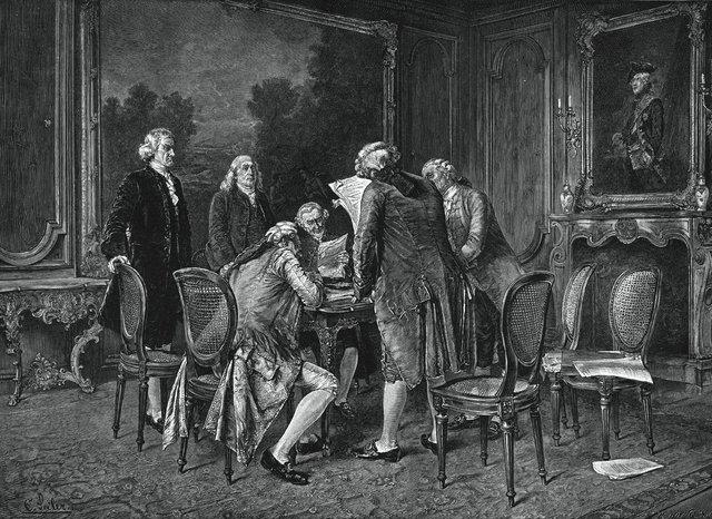 Resolution- Treaty of Paris
