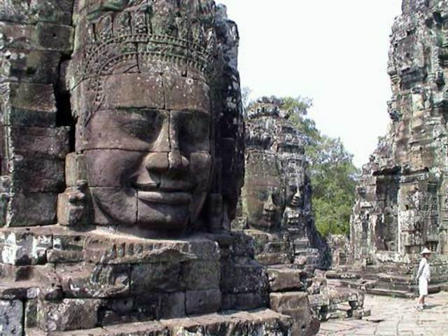 Khmer Empire is founded