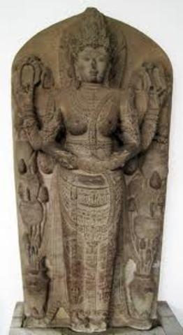 Queen Jayadevi regns