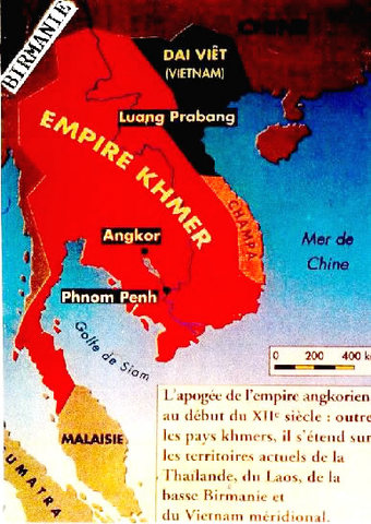 The End of the Khmer Empire