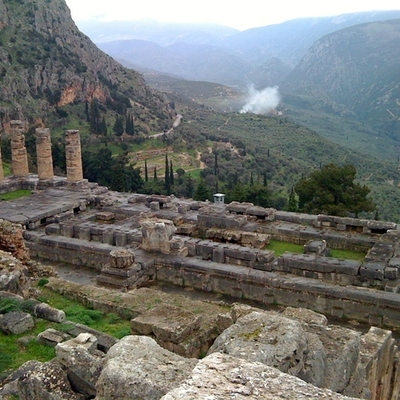 Delphi from Past to Present timeline