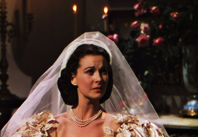 Gone With The Wind Wedding Ring