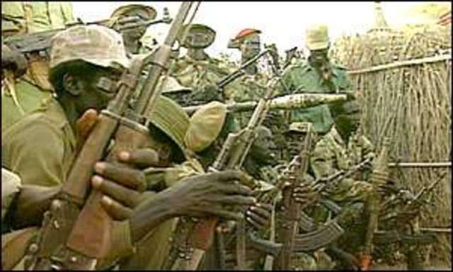 1st Civil War in Sudan