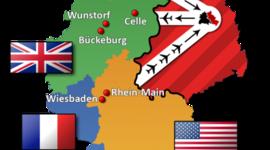 Die Berliner Blockade timeline