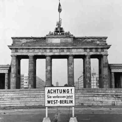 Post-WWII Germany timeline