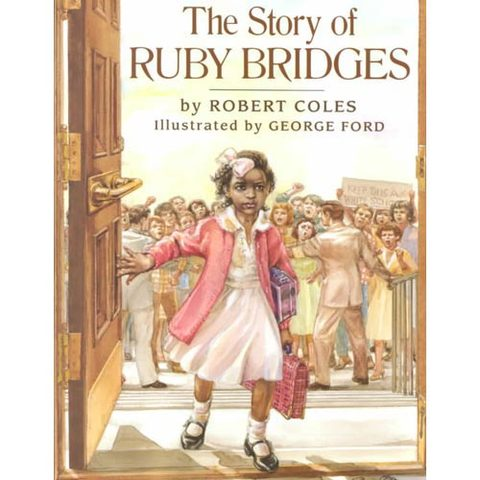 African American Rights To Education Ruby Bridges