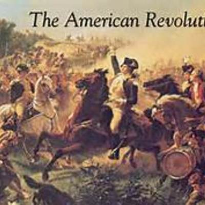 American Revoltution by lawton timeline