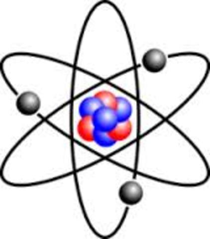 7th Period Macaelaa Rangel and Bailey Pierce Atomic Theory timeline ...