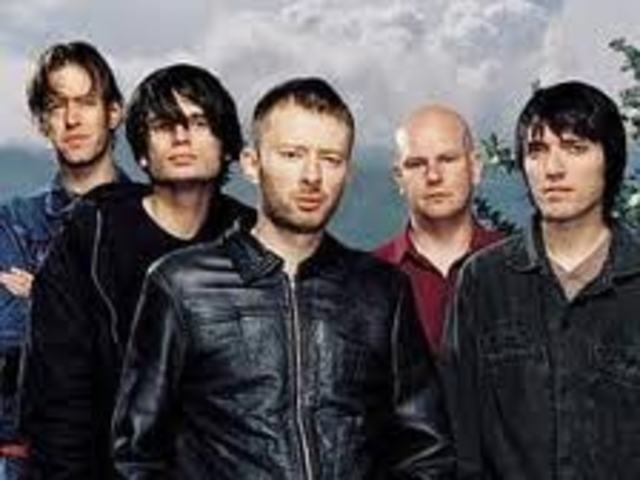 Radiohead is formed.