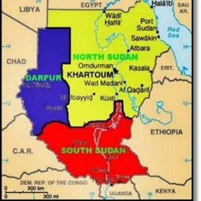 Sudan History timeline