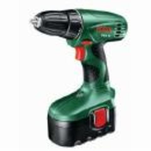 Black and Decker created the first cordless drill