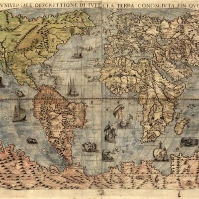 """Spanish Exploration"" timeline"