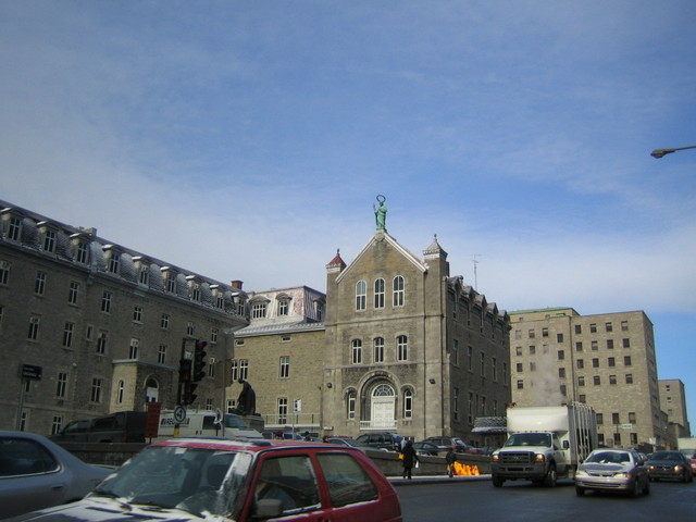 Founding of Montreals first hospital