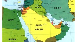 The Middle East timeline