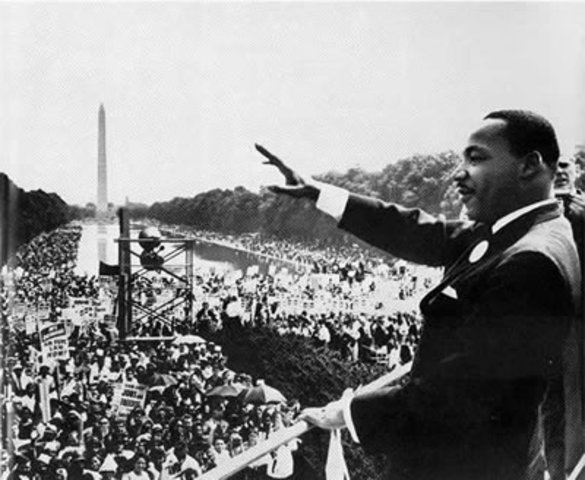 MARTIN LUTHER KINGS MOVEMENT