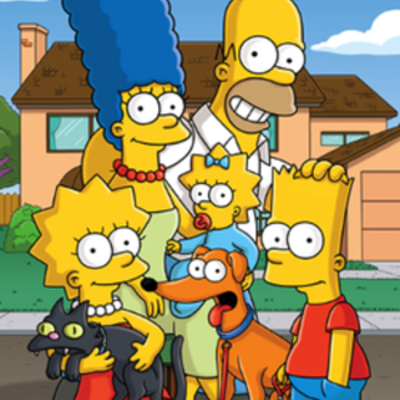 The History of The Simpsons-Bailey Sullivan timeline