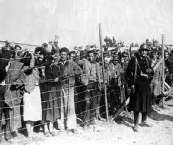 Dictadura de Francisco Franco (Años 40)