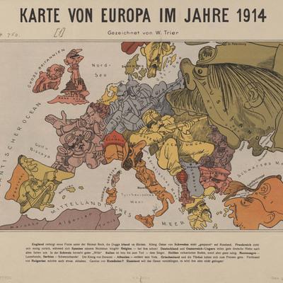 1870-1945 timeline