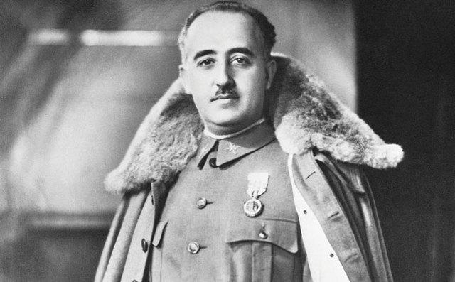 Dictadura de Francisco Franco (años 50)