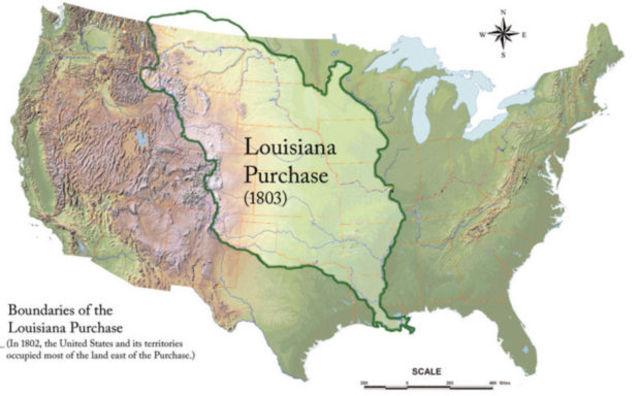 The Louisiana Purhase