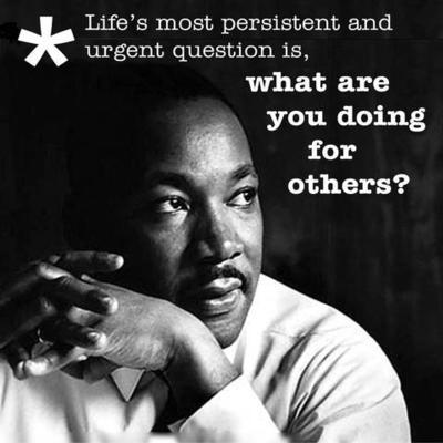 Life of Martin Luther King Jr timeline