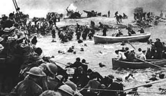 the battle of dunkirk The battle of dunkirk as the biggest military evacuation in history war of tanks remembers the inspiring, seminal event of world war ii.