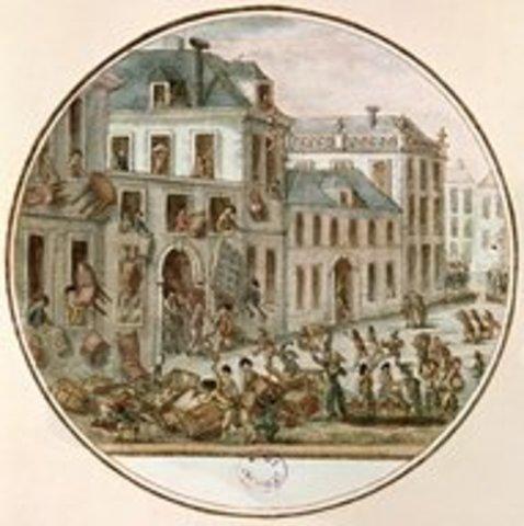 Reveillon Riots