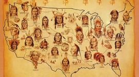 Native American Timeline 1834-1890