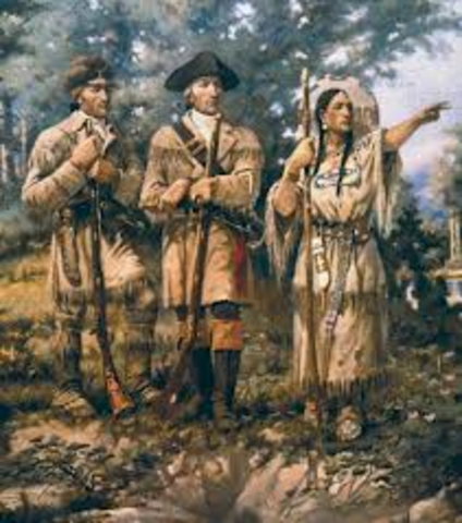 The Louis and Clark journey
