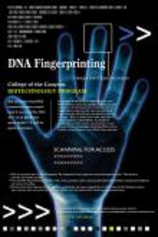 DNA finger printing was invented