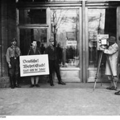 Daten zum Holocaust timeline