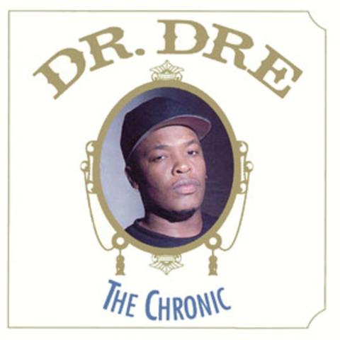 """Dr Dre's """"The Chronic"""""""