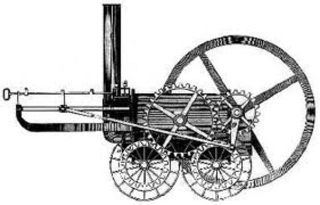 Industrial Revolution: Top Ten Inventions timeline | Timetoast ...