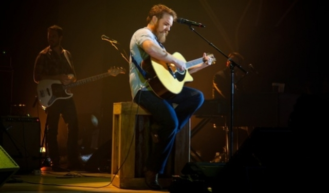 Marc Broussard at The Majestic