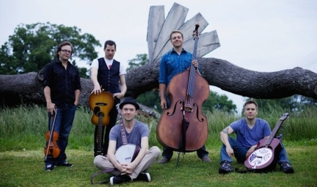 The Infamous Stringdusters with Special Guests Paper Bird at The Majestic